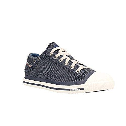 Sneaker Nero LOW Uomo Diesel MAGNETE EXPOSURE YqSU8