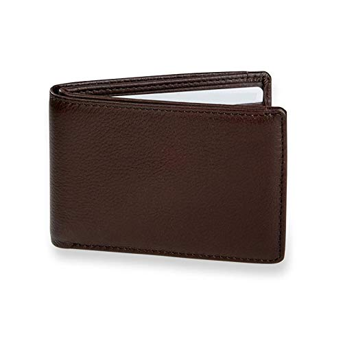86820b5da20b4 Levenger Front Pocket Privacy BiFold Wallet