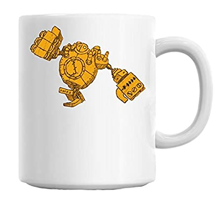 LoL Blitz Crank Mug Cup: Amazon co uk: Kitchen & Home