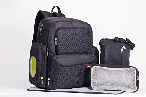 soho-collection-manhattan-5-pieces-diaper-backpak-set-limited-tme-offer-classic-black