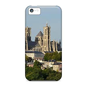 linJUN FENGPremium Durable Laon Medieval Fortress Laon France Fashion ipod touch 5 Protective Cases Covers