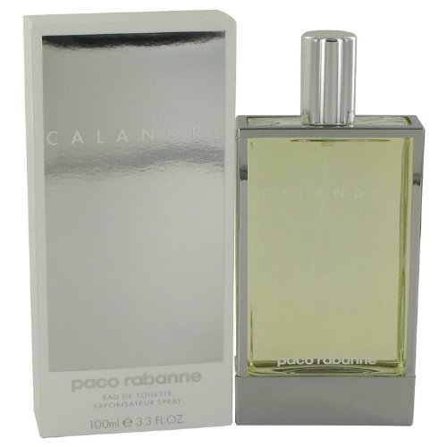 Pacò Ràbannë Calàndre Pèrfume For Women 3.4 oz Eau De Toilette Spray + Free 6.7 oz Shower ()
