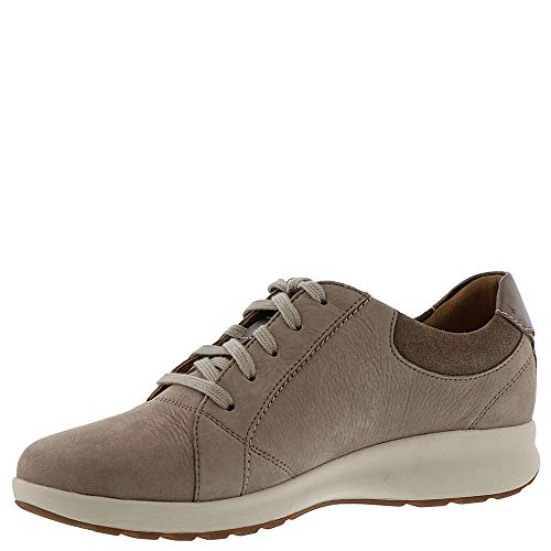 Combination suede Clarks Femmes Pebble Nubuck pqxCCAzw1