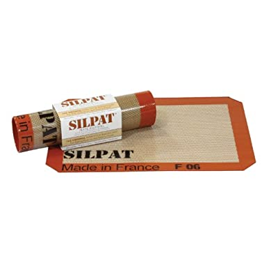 Silpat 8-1/4  x 11-3/4  Non-Stick Silicone Baking Mat