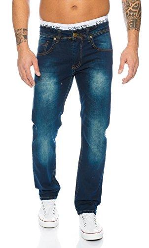 Loren Ll Straight Lorenzo Jeans Blau Uomo 397 xSd0ffqwa