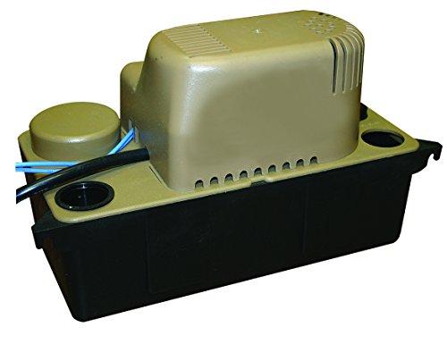 Barnes 135782 Model BC15 Condensate Pump, 1/50 hp, 115V, 1 Phase, 15' Head, Automatic, 6' Cord by Barnes (Image #1)