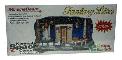 MIRACLEBEAM KENNEDY SPACE CENTER FANTASY LIGHTS COLOR CHANGING FIBER OPTIC DECOR CAN BE USED IN AN - Kennedy Optics