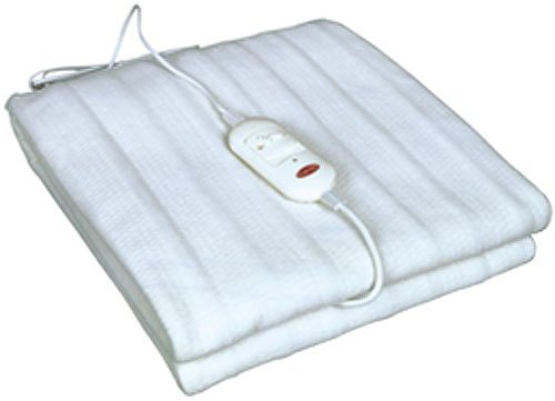 Elektrische Heizdecke Wärmebett Heizmatte Wärmeunterbett Wärmedecke Heizkissen 150x80cm Goods & Gadgets