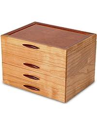 Prairie I Jewelry Box - 3 Drawer