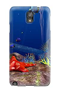 Hotscreensaver Tpu Case Cover Compatible With Galaxy Note 3