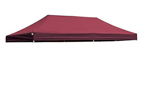 Eurmax Pop Up Canopy Replacement Top 10 X 20 Instant Ez Canopy Top 19 Colors Select  sc 1 st  Amazon.com & Amazon.com : Eurmax Pop Up Canopy Replacement Top 10 X 20 Instant ...