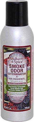 Mulberry Spice (Smoke Odor Exterminator 7 Oz Mulberry & Spice Color: Mulberry & Spice,)