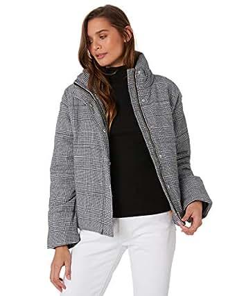 Cools Club Women's Puff Club Jacket Pu Grey