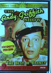 The Andy Griffith Show/ the Best of Barney - 9 Classic Episodes