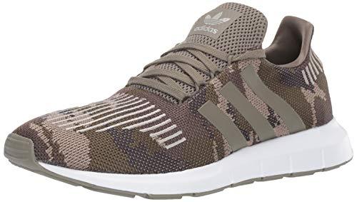(adidas Originals Men's Swift Running Shoe Trace Cargo/White, 7.5 M US)