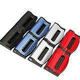 Pouybie Car Seat Belt Buckle Adjustable Car Seat Belt Clip for Children Kids Seat Belt Anti Escape Seat Anti-Shrink Clip Easy to Install