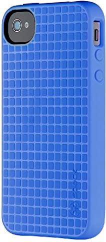 Speck Products PixelSkin HD Case for iPhone 4/4s - 1 Pack - Carrying Case - Cobalt (Speck Iphone 4s Phone Case)