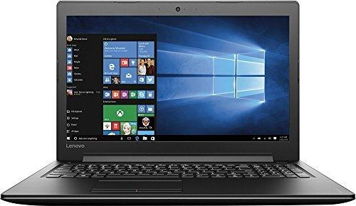 "Price comparison product image 2017 Lenovo 310 15.6"" Premium HD Laptop, Latest Intel Core i7-7500U 2.7 GHz, 8 GB DDR4 RAM, 1 TB HDD, SuperMulti DVD, VGA, HDMI, Bluetooth, 802.11ac, HD Webcam, Windows10 -Black"