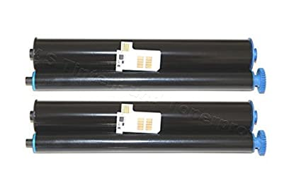 2 x Inkfilm für Philips PFA-351 Magic 5 ECO Voice Dect