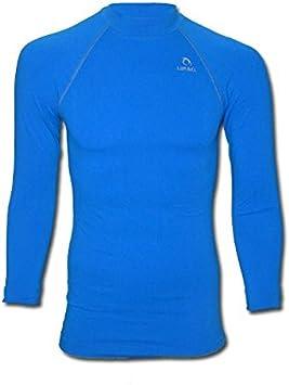 Lurbel - Camiseta TERMICA Estadio AZ Hombre Color: Azul Royal Talla: S: Amazon.es: Deportes y aire libre