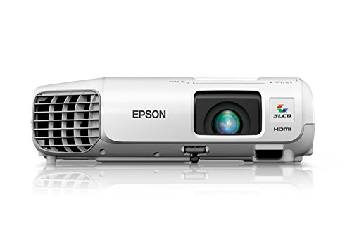 Epson V11H692020 LCD Projector, PowerLite X27
