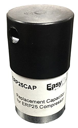 EasyPro+ ERP25CAP Replacement Starting Capacitor for ERP25 Rocking Piston Compressor