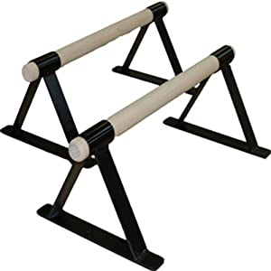 The Beam Store 24 Inch Parallettes (Set of 2) Made in USA