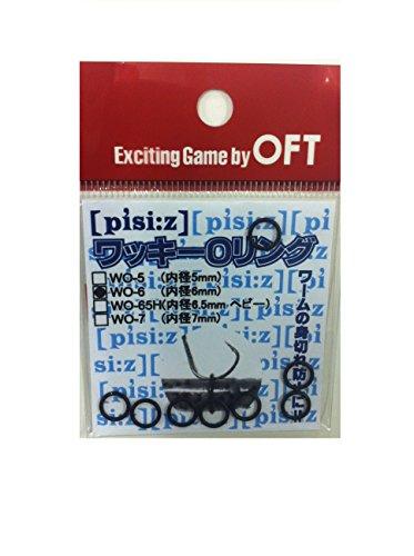 オフト(OFT) ピシーズ ワッキーOリング WO-6の商品画像