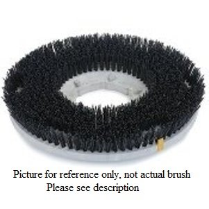 - 14 inch Nylon Brush - Kent Razor Plus 28D, Razor Blade 28D - 9095333000