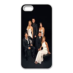 iPhone 5 5s Cell Phone Case White Friends Comeback Film SUX_092469