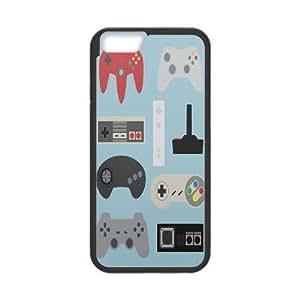 Personalized Nintendo Controller Iphone6 Case, Nintendo Controller Customized Case for iPhone 6 4.7 WANGJING JINDA