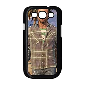 Samsung Galaxy S3 9300 Cell Phone Case Black_Grand Theft Auto V_021 FY1385109