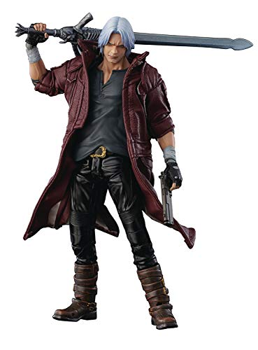 1000 Toys Devil May Cry 5: Dante (Deluxe Version) 1: 12 Scale Action Figure