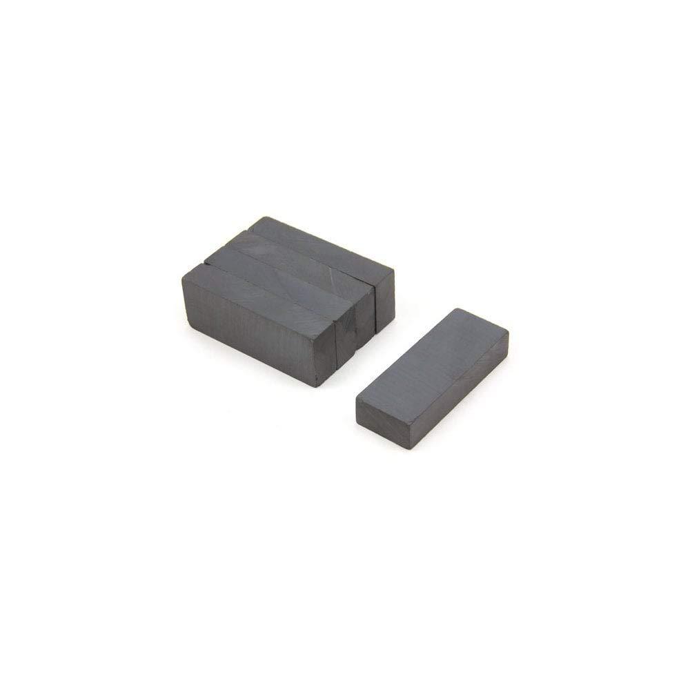 /ø 2,5 cm ideali da impiegare in lavori di arte e artigianato Magnet Expert Ltd spessore 5 mm forza magnetica 450 g Confezione da 20 dischi magnetici in ferrite isotropa Y10