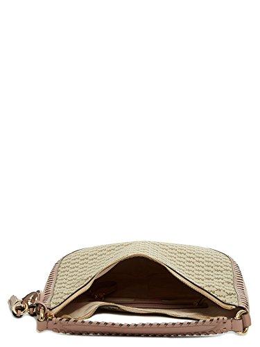 Michael Kors - Bolso cruzados de Otra Piel para mujer beige beige natural fawn