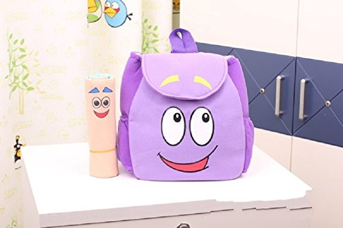 IGBB Dora Explorer Backpack Rescue Bag with Map,Pre ... Dora Map Toy on