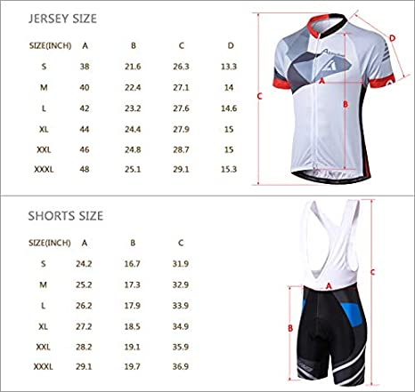 Alpediaa Maillot Ciclismo Hombres Orbea,Orbea Maillots de Bicicleta Conjunto de Jersey de Manga Corta Top MTB Jersey Manga Corta Orbea