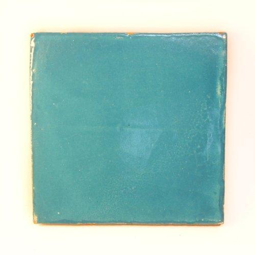 Carrelage en c/éramique mexicaine 10,5 cm fait /à la main et /éthiquement n/égoci/é par Tumia LAC Lot de 10