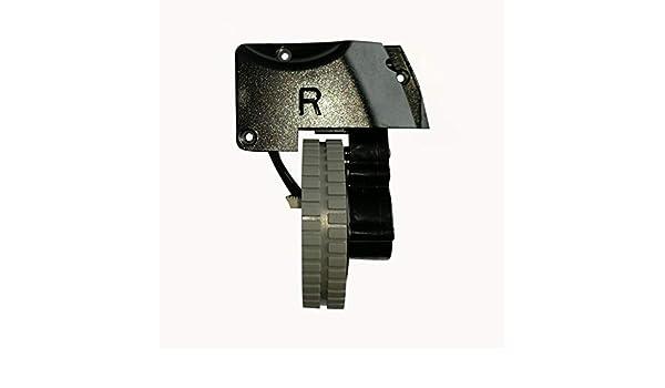 Louu Robot Aspirador de Accesorios para ilife A6 X620 X623 Robot de Ruedas, Incluye Cilindro de Motores (Rueda de la Derecha): Amazon.es: Hogar