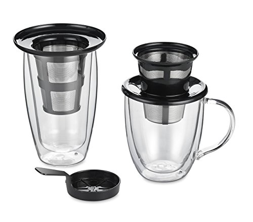 Java Pod Coffee Maker : Java Concepts Reusable Single Cup Pour Over Filter forALL Keurig K-cup Brewers, Tea Kettle or ...