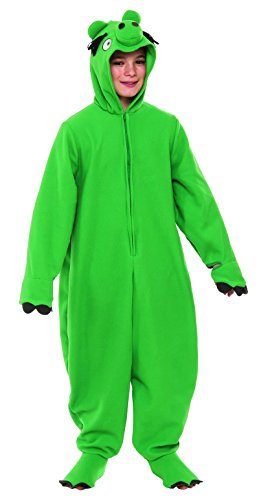[Rubie's Costume Kids Angry Birds Movie Leonard Pig Costume, Large] (Toddler King Costumes)