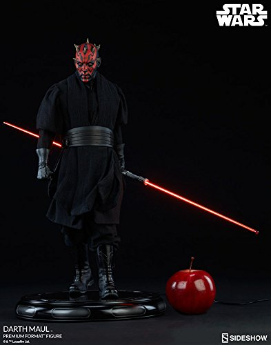 Sideshow Star Wars Episode I The Phantom Menance Darth Maul Premium Format Figure Statue ()