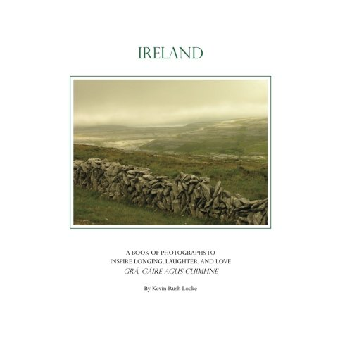 IRELAND is a powerful book that is full of fine photographic prints, stimulating text, and keen perspective of place. This work conveys thought, deep reflection, and a command of color and composition. Kevin is an incredibly skilled photographer who ...