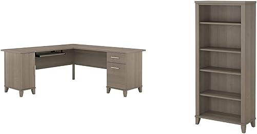 Bush Furniture Somerset L Shaped Desk