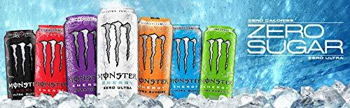 Monster Energy Ultra Sunrise, Sugar Free Energy Drink, 16 Ounce (Pack of 24) by Monster Energy (Image #5)