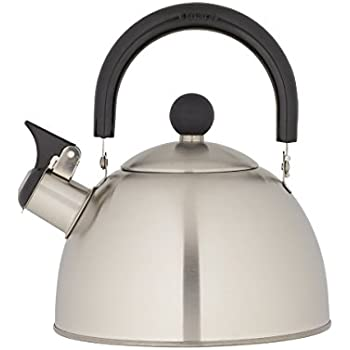 Copco 1.3 Quart Stainless Steel Tea Kettle