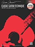 img - for Classic Guitar Technique, Vol 1: Book & Online Audio (Shearer Series) book / textbook / text book