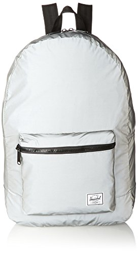 Herschel Supply Co. Packable Daypack 3M, Silver Reflective, One Size