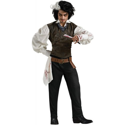 Deluxe Sweeney Todd Adult Costume - X-Large ()