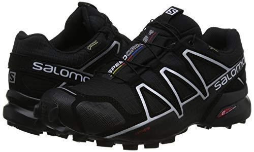 Salomon Men's Speedcross 4 GTX Trail Running Shoes 7